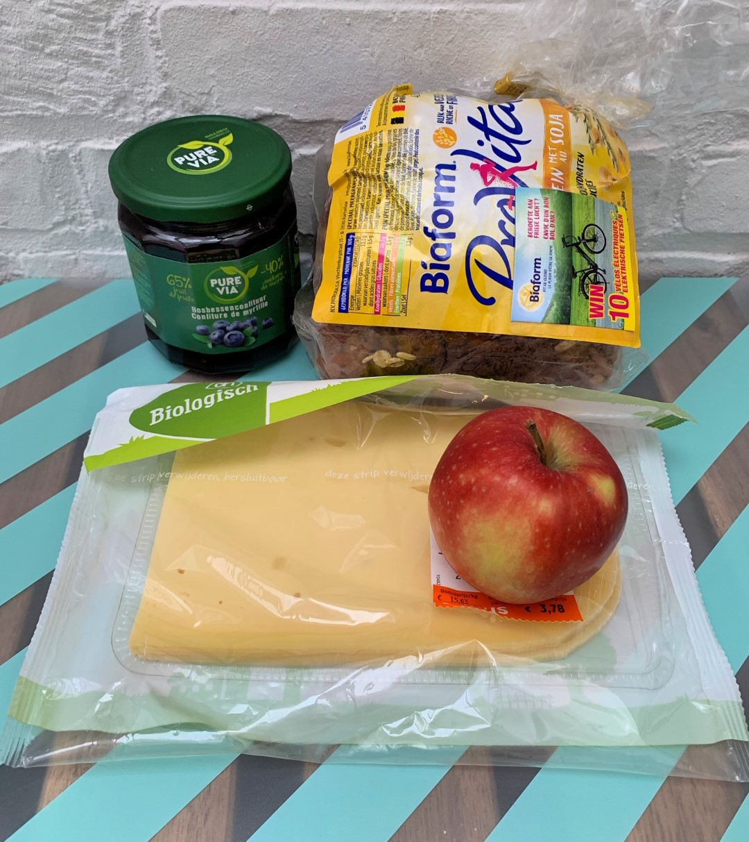 grilled cheese apple ingredients