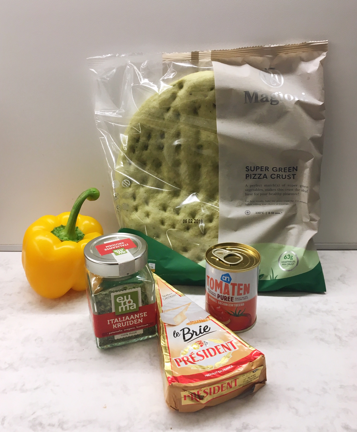 pizza brie ingredients