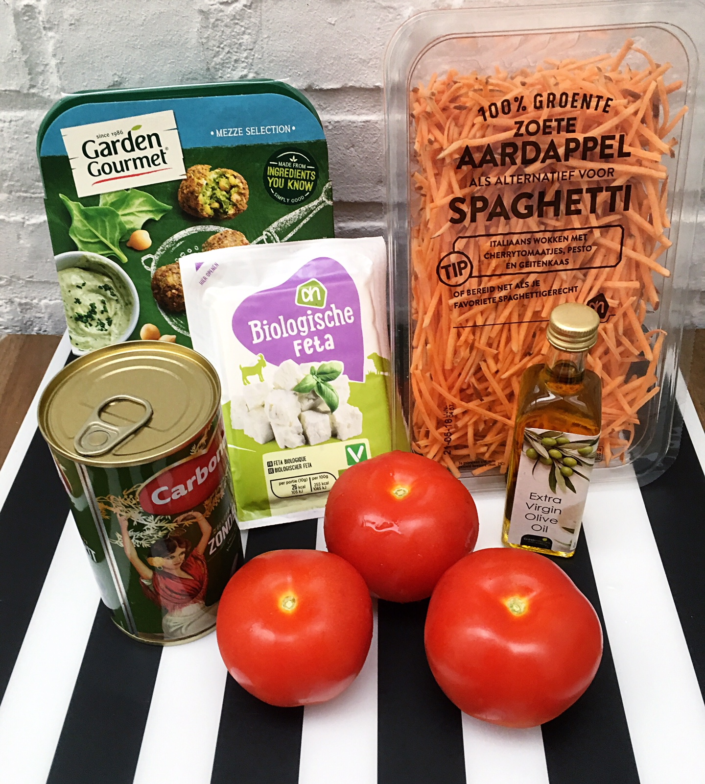 sweet potato pasta ingredients